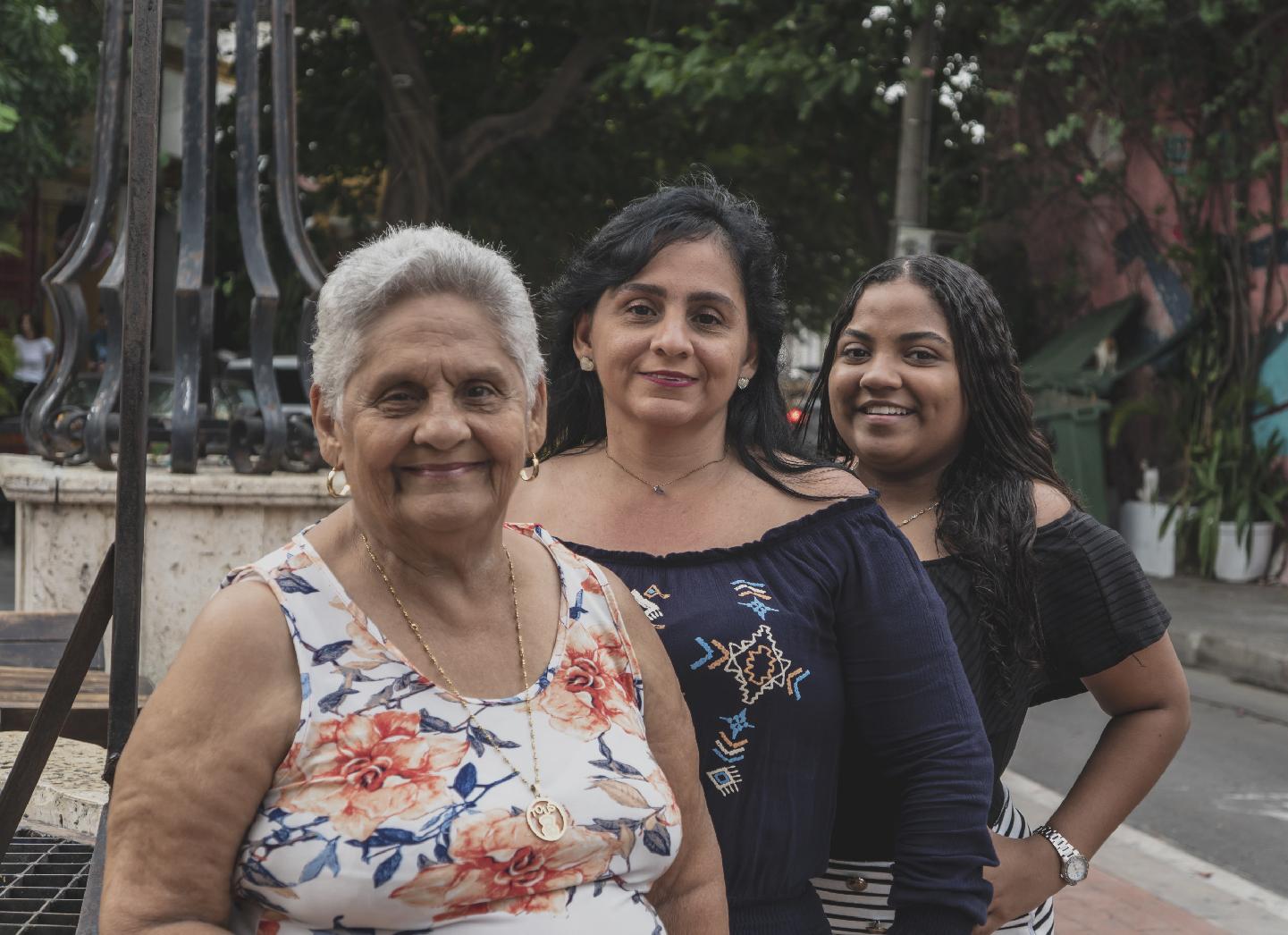 Las Morán: una familia a punta de cepillos