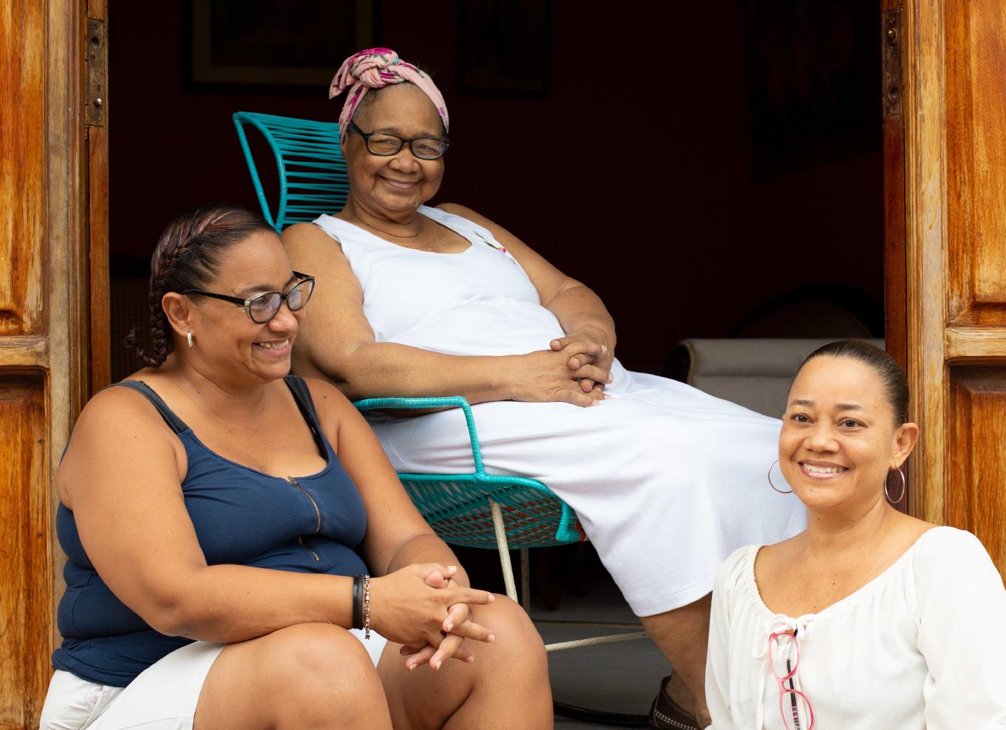 Las Vitola: marquesas de la calle Carretero