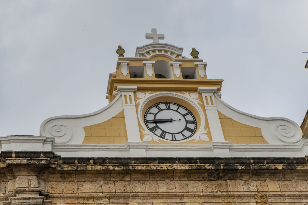 La Cartagena de Gastón Lelarge