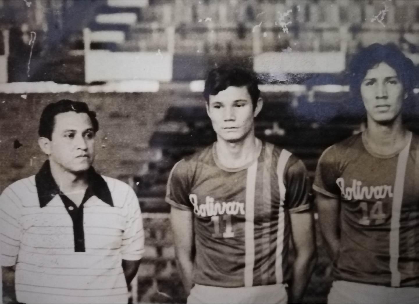 Hugo Sierra Uribe, señor del balón