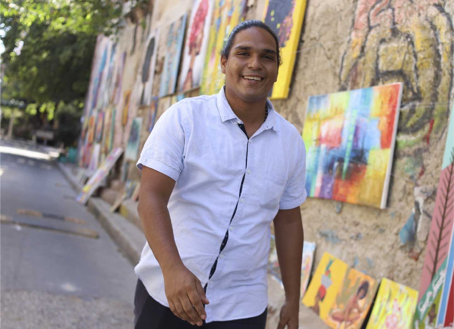 Camilo Polo Meléndez: abanderado del futuro