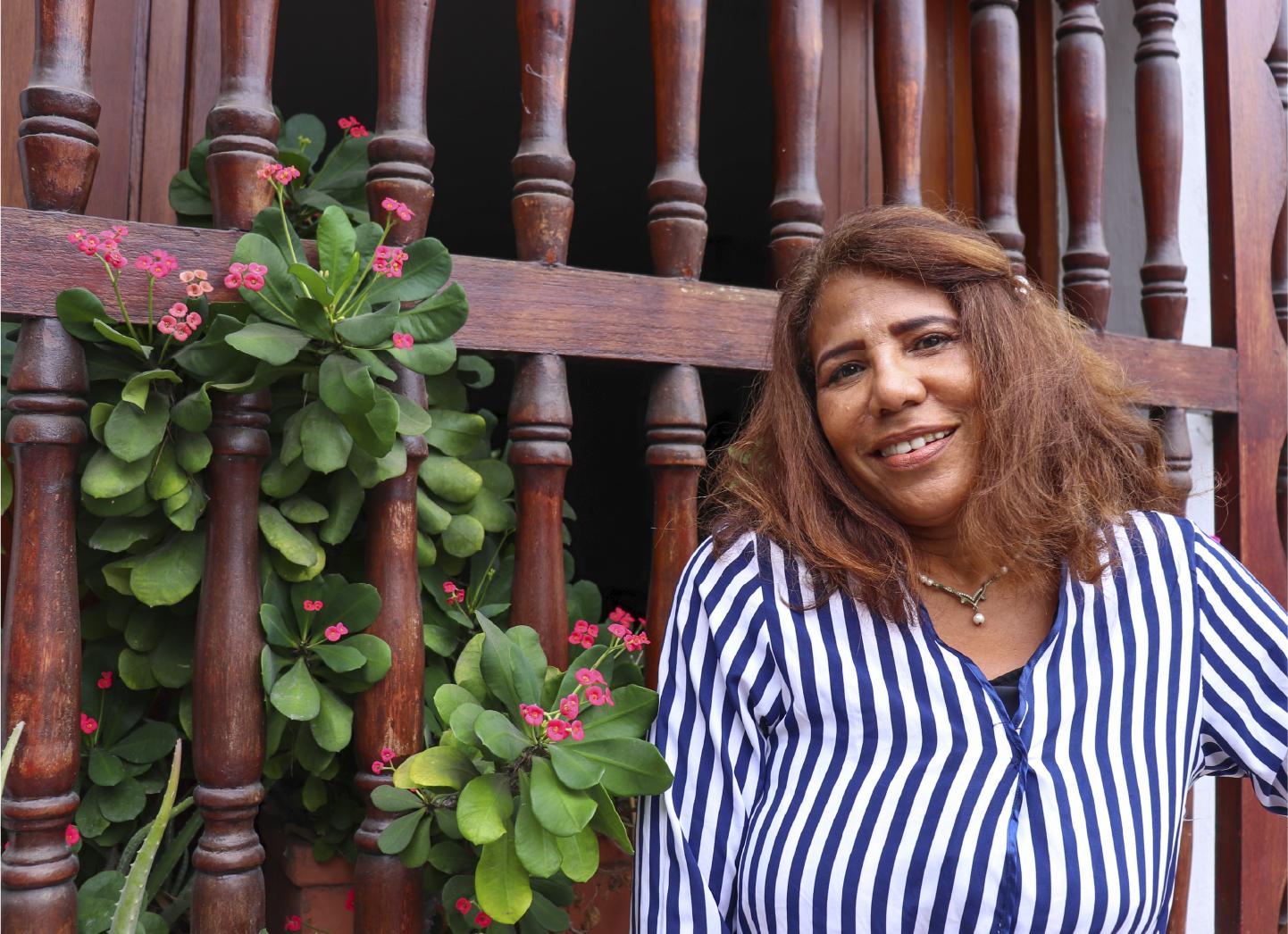 Idalia Angélica Castilla Barnett
