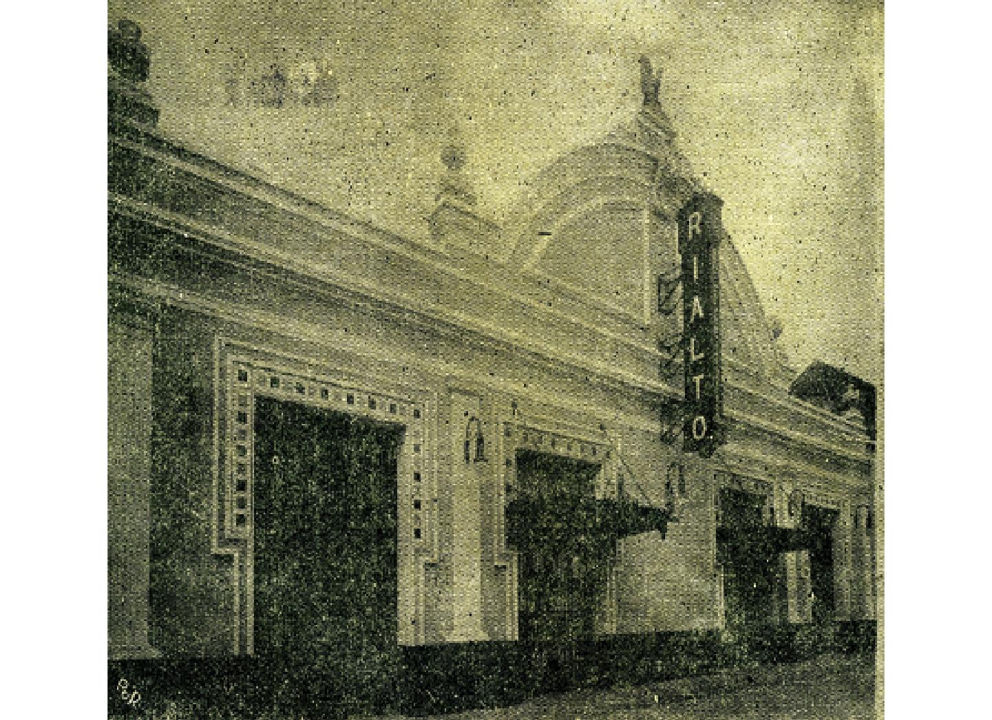 El teatro Rialto: un sueño de muchos años